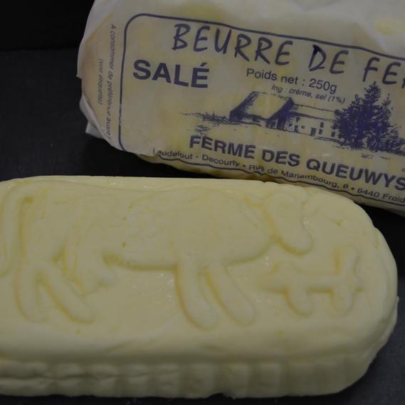 Fromage de la ferme des Queuwys